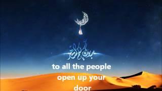 كلمات أنشودة أهلاً رمضان لمشاري العفاسي