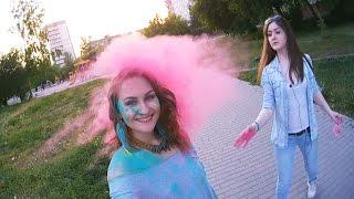 видео Сухие краски (пигменты)