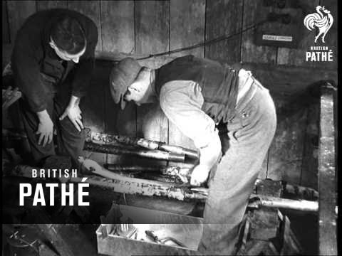 Manufacture Of Electric Power Cables   Henley's Ltd  - Reel 3 (1930-1939)
