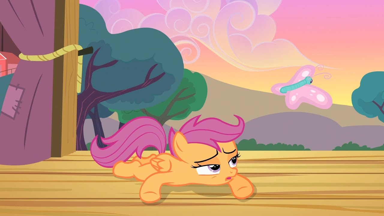 Scootaloo I Can T Fly I Just Can T Youtube I see, i guess my life is not so bad. scootaloo i can t fly i just can t