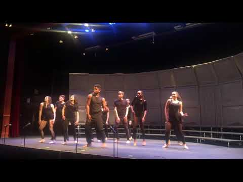 Spring vocal concert features Bob Fosse dance at Riverdale country school May 2018