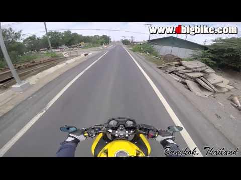 ขาย Honda CB650f test ride