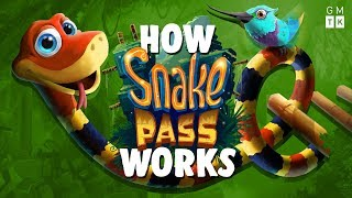 Gambar cover How Snake Pass Works | Game Maker's Toolkit