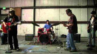 Abin and the Psychobillys - Live at support your scene fest