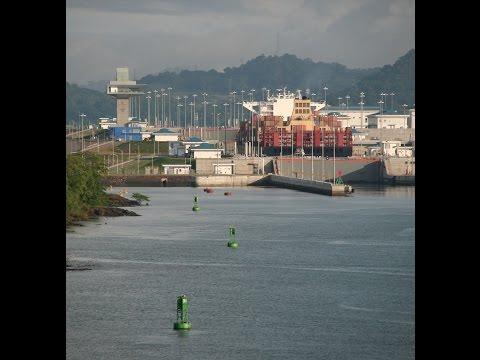 Panama Canal Cruise 2016