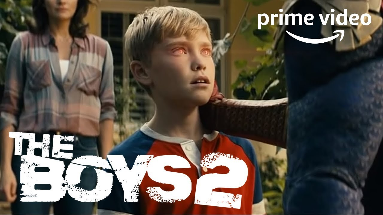The Boys Staffel 2 Start