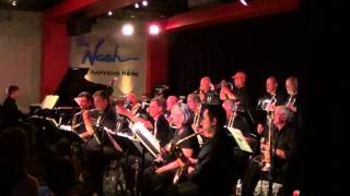 """Land of Make Believe"" - Sonoran Serenade Big Band @ The Nash"