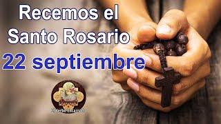 🔴 Santo Rosario Misterios Gozosos Sábado 22 Septiembre 2018 Coronilla a la Divina Misericordia