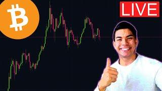 Will Bitcoin explode soon!!!! Bitcoin Technical Analysis LIVE