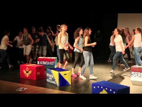 """""""Einheit in der Vielfalt?"""" PASCH-Theaterprojekt zum Thema Europa"""