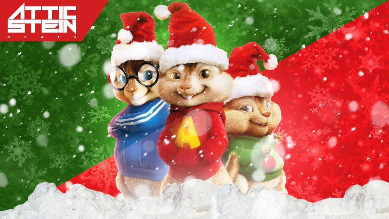 ALVIN AND THE CHIPMUNKS - CHRISTMAS SONG REMIX PROD. BY ATTIC STEIN - YouTube