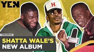 Yenkasa: Shatta Wale's Reign Album Launch - Entertainment Critics Share Expectations | Yen.com.gh
