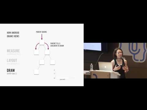 Droidcon NYC 2016 - Measure, Layout, Draw, Repeat: Custom Views and ViewGroups