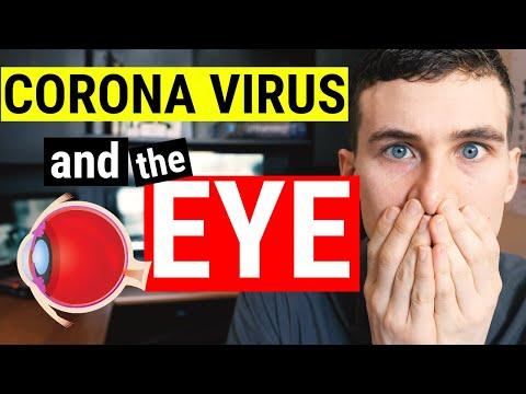 The Coronavirus And The EYE | Worried Or Not?