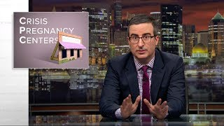 Crisis Pregnancy Centers: Last Week Tonight with John Oliver (HBO) thumbnail