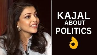 Kajal About Politics | MLA Interview | TFPC