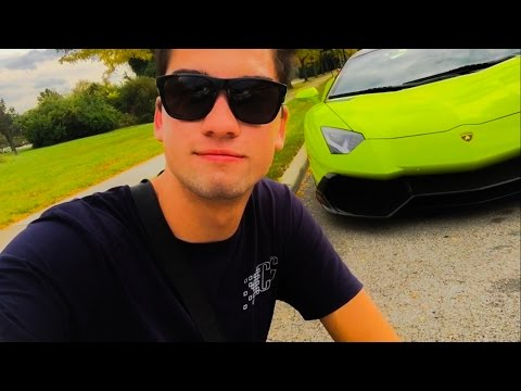 INSANE SUPERCARS AT EASTON MALL (PT.9) AVENTADOR CAYMAN GT4 AND MORE