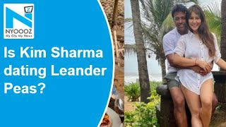 Is Kim Sharma dating Leander Peas? Their holiday together in Goa spark rumours