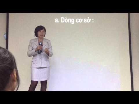 Bs Diệu Thúy-Tham luận sản phẩm VISION-Bộ cơ sở Part-2