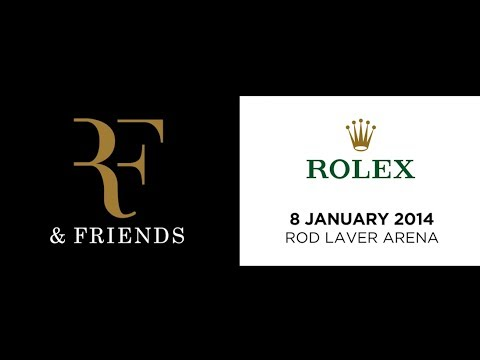 Replay: A Night With Roger Federer & Friends