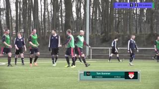 16. Spt. HFC Greifswald : SV Sturmvogel Lubmin 1:6 LKIII MV