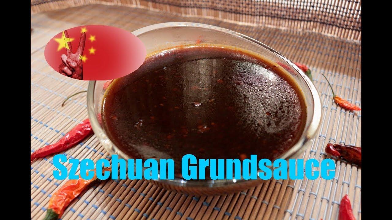 Szechuan Grund Sauce Rezept - YouTube