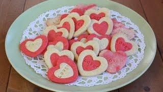 ハートクッキー|cook kafemaruさんのレシピ書き起こし