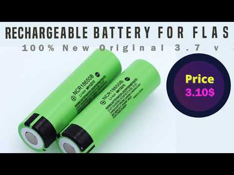 best-rechargeable-batteries-for-flashlight-|-eneloop-rechargeable-batteries