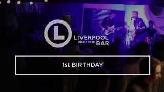 Liverpool Indie/Rock Bar - 1st Birthday Party Teaser