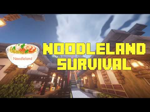 NoodleCraft {Survival|GriefPrevention} Trailer