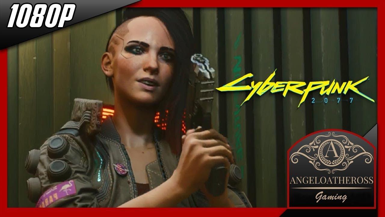 CYBERPUNK 2077 Gameplay/Walkthrough PS4/Xbox One/PC - YouTube