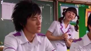 Lee Min Ho & Park Bo Young  in Secret Campus /Ли Мин Хо - Пак Бо Ён - Тайны школьного двора -