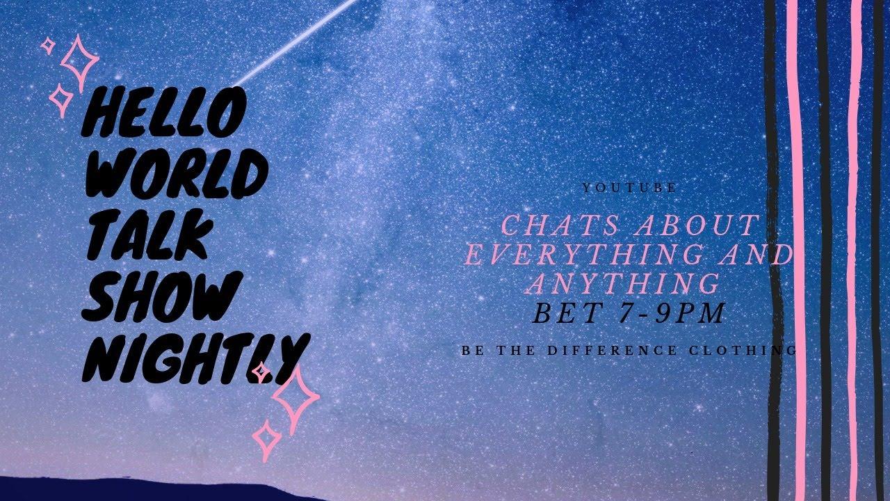 Falling into Place | Hello World Talk Show: Epi 479