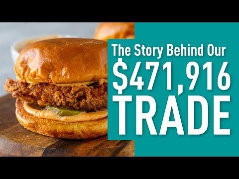 Winning The Chicken Sandwich War With Popeyes Stock