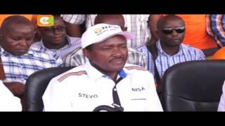 NASA co-principals hold rally in Wajir