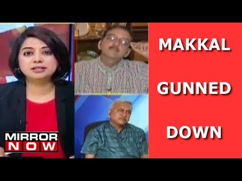 Tamil Nadu CM Mocks Makkal | The Urban Debate With Faye D'Souza