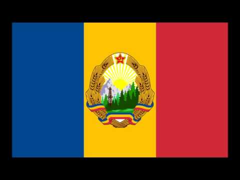 National Anthem of the Democratic Socialist Republic of Romania (Fictional Nation)