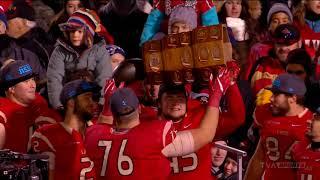 L'ESPRIT SPORTIF - Rouge et Or: Une 14e Coupe Dunsmore- Blizzard SSF: En route vers le Bol d'Or