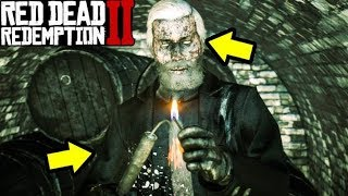 NEW BLACK WATER MYSTERY! RDR2 UNDEAD NIGHTMARE DLC Red Dead Redemption 2!