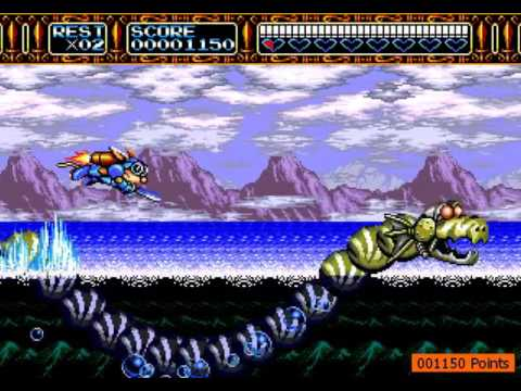 Rocket Knight Adventures (Sega Genesis)  - Retroachievements 1  