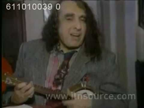 Tiny Tim - Tiptoe Through The Tulips (1994)