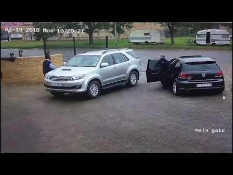 Download Hijacking cars around Gauteng, South Africa