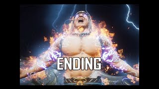 FINAL BOSS + ENDING - MORTAL KOMBAT 11 Walkthrough Part 14  (MK11 Story Let's Play Commentary)