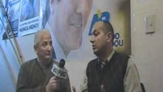 Entrevista a Claudio Tarditi 16-4-11