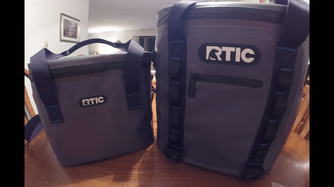 RTIC SoftPak 20 (soft pack) and RTIC Lunch Box (and Arctic Ice packs) - YouTube & RTIC SoftPak 20 (soft pack) and RTIC Lunch Box (and Arctic Ice ... Aboutintivar.Com