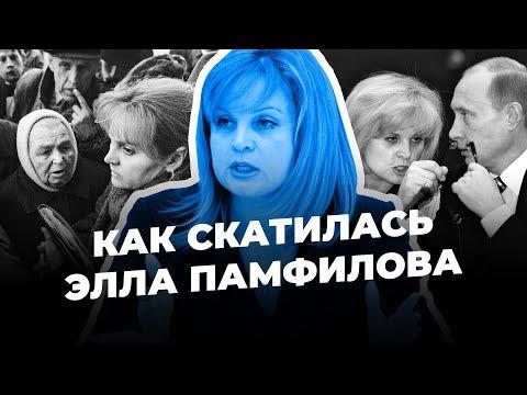 Элла Памфилова: от борца за свободу до послушного чиновника