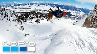GoPro Awards: Massive Double Backflip in Jackson Hole Backcountry