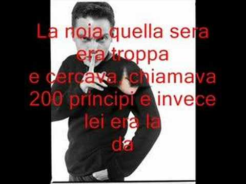 Rosso Relativo paroles par Tiziano Ferro - lyrics et ...