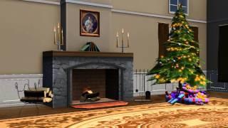 screen christmas background backgrounds wallpapers hipwallpaper