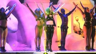 Lady Gaga - Aura - Pittsburgh 5/8/14 - artRAVE